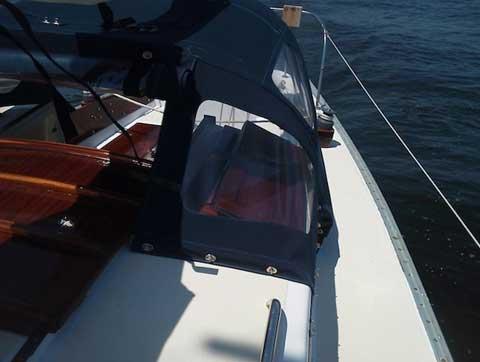 Alberg 30, 1964 sailboat