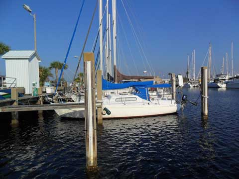 Albin Vega 27, 1975, Panama City, Florida sailboat