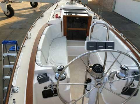 Alerion Express 33, 2010, Holland, Michigan sailboat