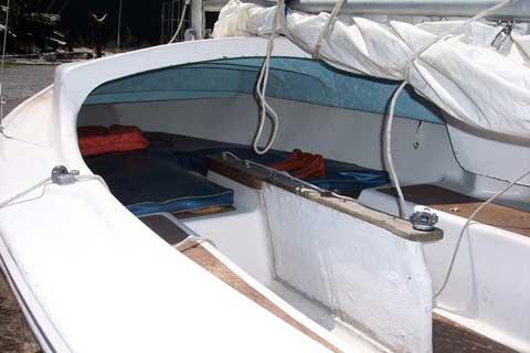 American 16 1973 Elberta Alabama Sailboat For Sale