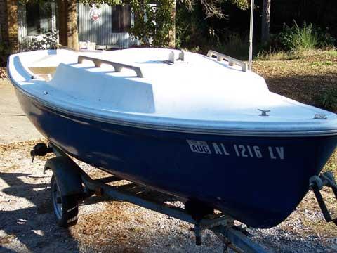 American 16, 1973, Elberta, Alabama sailboat
