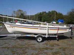 American 18, 2000 sailboat