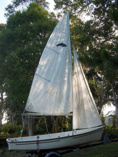 AMF Puffer, 1980 sailboat