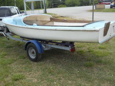 Annapolis Discoverer 17', Annapolis, Maryland sailboat