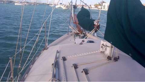 Aquarius Pilot Cutter, 32', 1982 sailboat