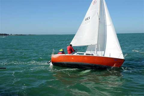Catalina 22, 1976 sailboat