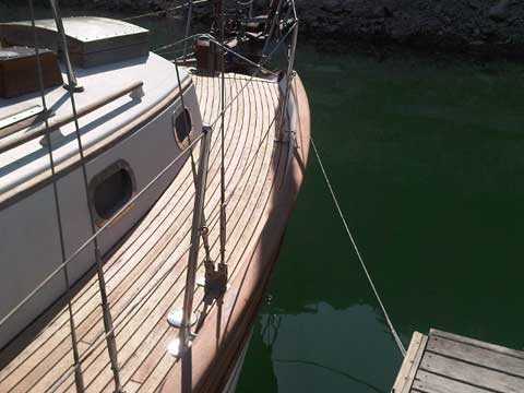 Baba 30', 1984 sailboat