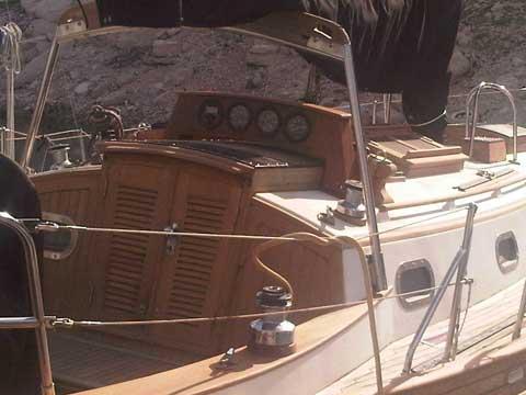 Baba 30', 1984 sailboat