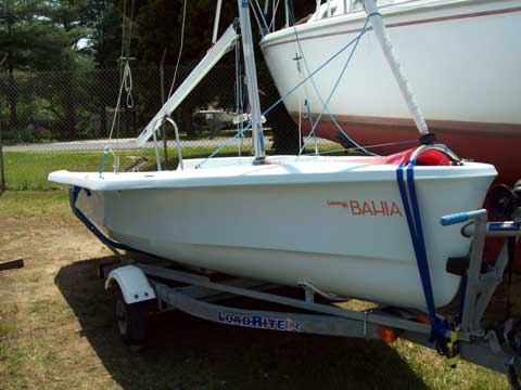 Bahia Sport 15, 2007 sailboat