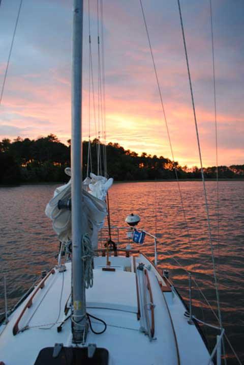 Bayfield 25, 1980 sailboat