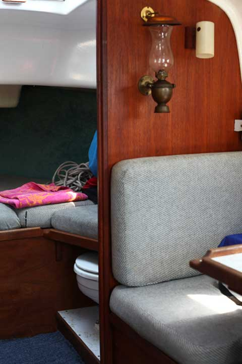 Bayfield 25 1974 Mobile Alabama Sailboat For Sale From