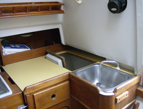 Bayfield 25, 1982, Durant, Oklahoma sailboat