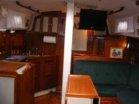 Bayfield 40, 1983 sailboat