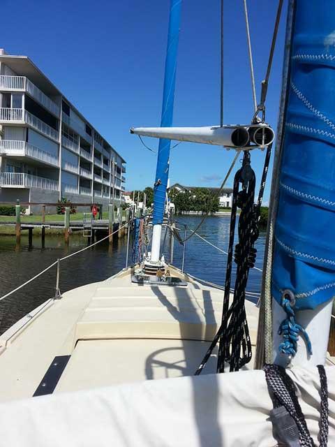 Beachcomber, 25 ft., 1980, Vero Beach, Florida sailboat