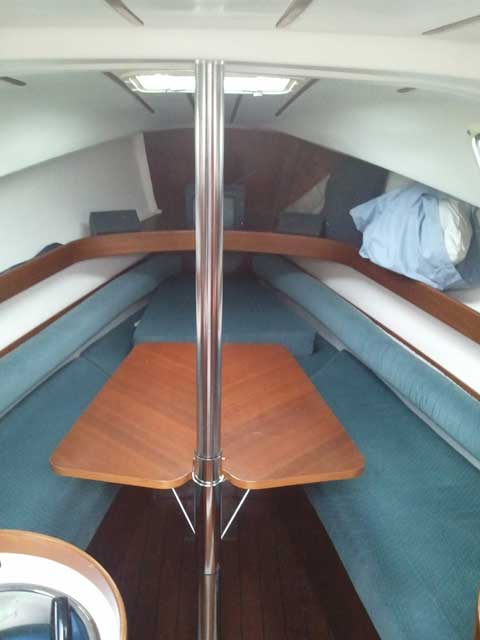 Beneteau First 265, 1991, Canyon Lake, San Antonio, Texas sailboat