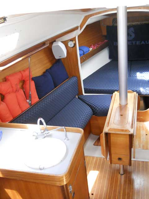 Beneteau First 285, 1988, Lake Hefner, Oklahoma City, Oklahoma sailboat