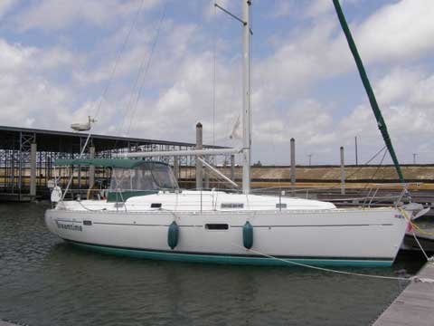Beneteau 361 Sloop, 36', 2001 sailboat