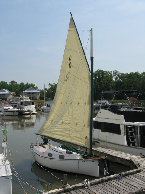 BlackWatch 18 Catboat, 1982 sailboat