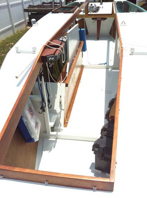 Bolger Birdwatcher 2, 2008, Spring Hill, Florida sailboat