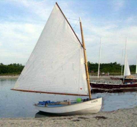 Bolger Bobcat 12, 2002 sailboat