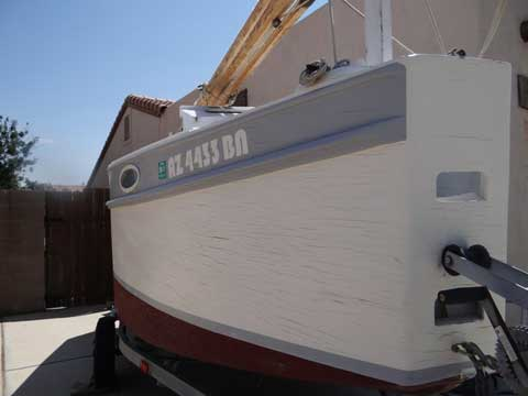 Bolger Micro 16', 1996, Yuma, Arizona sailboat