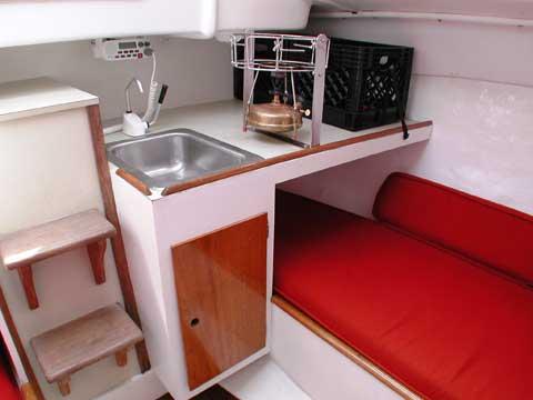 Bristol 27, 1969 sailboat