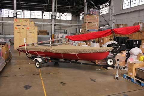 Chrysler Buccaneer 18', 1978 sailboat