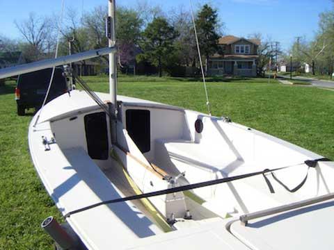 Buccaneer 18, 1977, Norman, Oklahoma sailboat