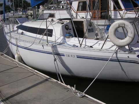 Cal 30, 1984 sailboat