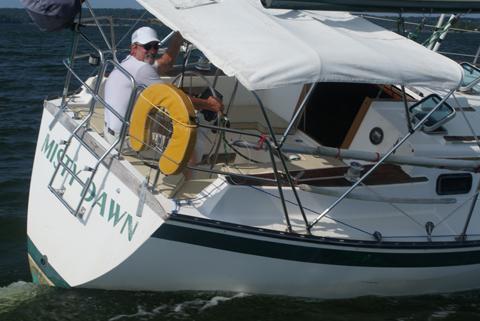 Caliber 28, 1985, Grove, Oklahoma sailboat