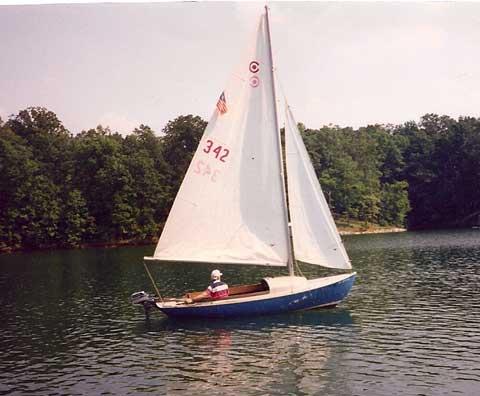 Cape Cod Bullseye, 1969 sailboat