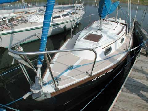 Cape Dory 25, 1981 sailboat