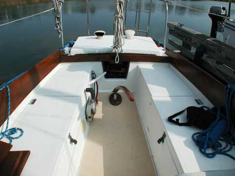 Cape Dory 25, 1981 sailboat