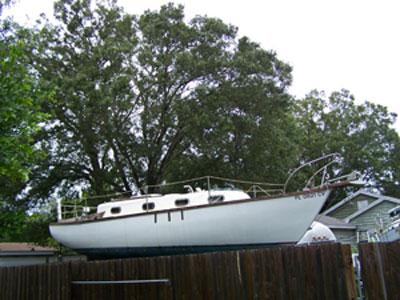 Cape Dory 28, 1976, St. Petersburg, Florida sailboat