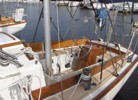 Cape Dory Ketch, 30', 1978 sailboat