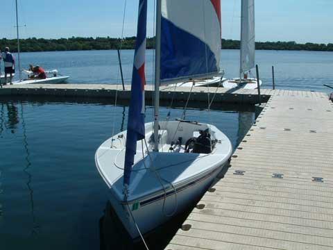 Catalina Capri 14.2, 2006 sailboat