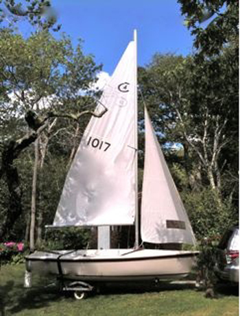 Capri 14.2, 1986 sailboat
