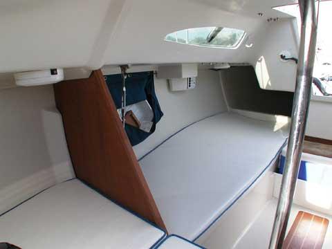 Catalina Capri 22, 2002, Lewisville, Texas sailboat
