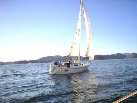 Capri 26, 1992 sailboat