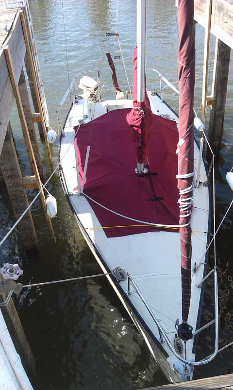 Captiva 240, 24ft., 1987 sailboat