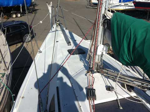 Carrera 290, 1994, Ninette, Manitoba sailboat
