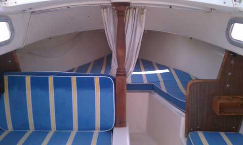 Catalina 22, 1977 sailboat