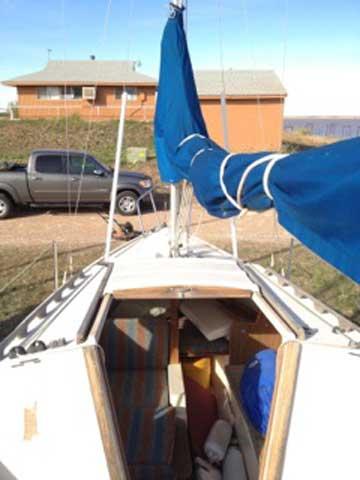 Catalina 22, 1975 sailboat