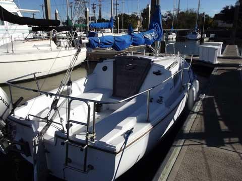 Catalina 22, 1986, Clear Lake, Texas sailboat