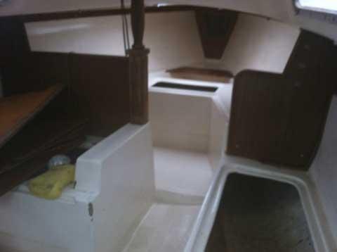 Catalina 22, 1977, Columbus, Ohio sailboat