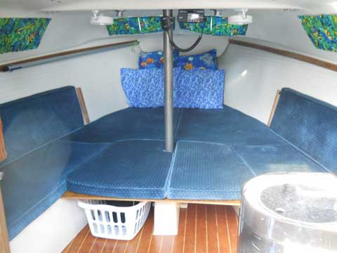 Catalina 250, 1995, Pottsboro, Texas sailboat