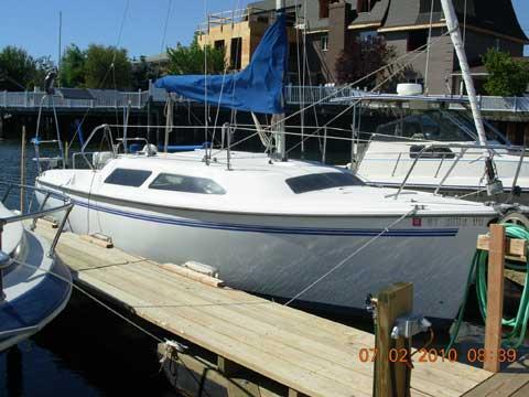 Catalina 250, 1999, Brooklyn, New York sailboat