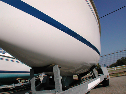 Catalina 250 WB, 1995, Lewisville, Texas sailboat