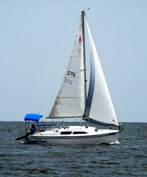 Catalina 25, 1997 sailboat