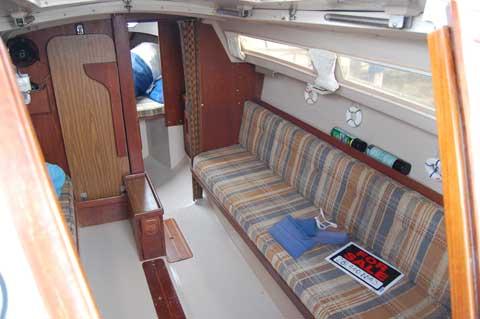 Catalina 25, 1986 sailboat